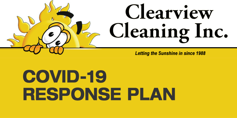covid-19 response plan clearview cleaning